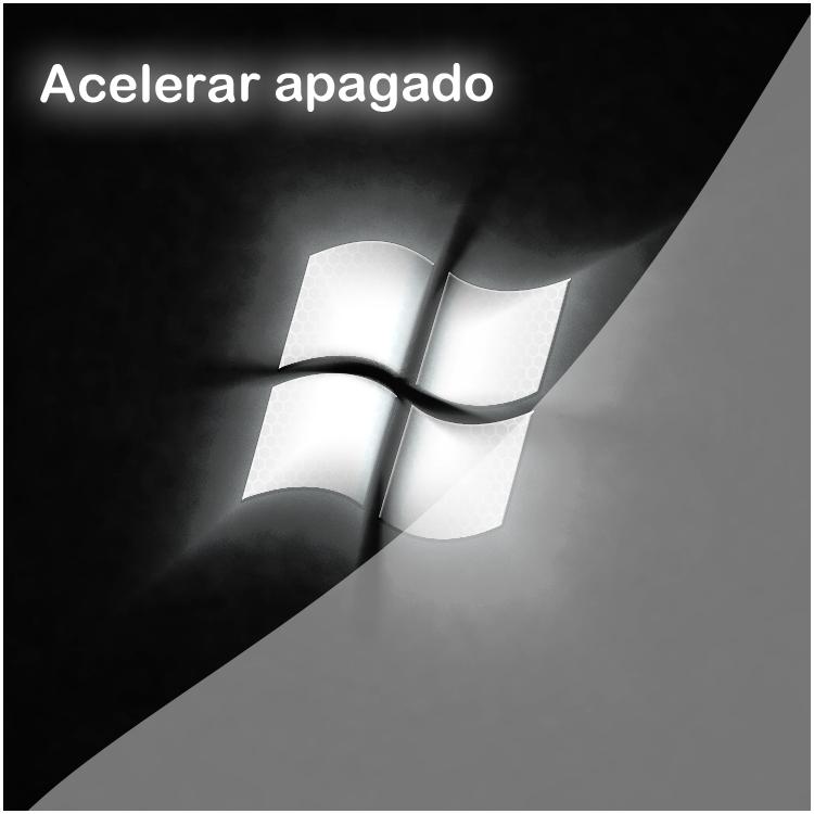 Windows | Acelerar Apagado