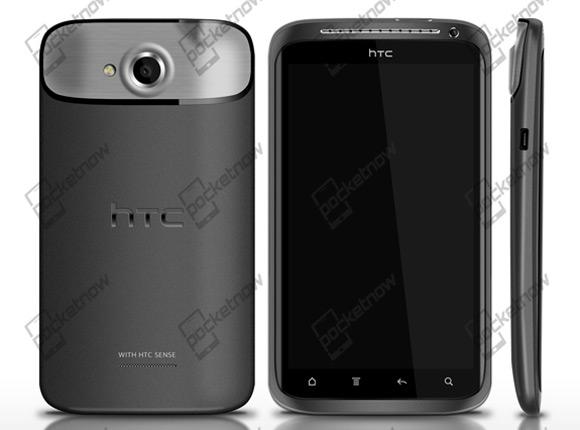 HTC Edge , primer Smartphone Quad-Core
