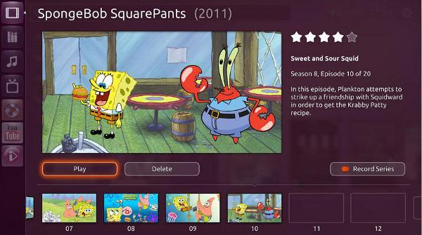 Ubuntu TV en los próximos televisores inteligentes