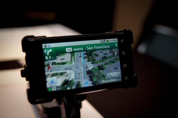 Google Maps en el móvil sin necesidad de internet
