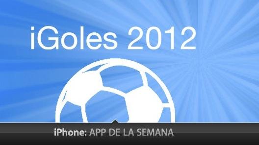 Seguí los partidos de fútbol desde tu iOS