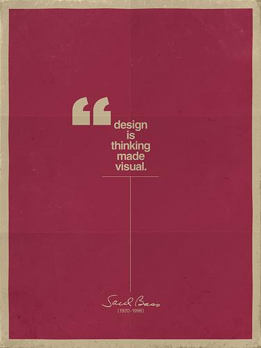 50+ Posters sobre diseño para inspirarte