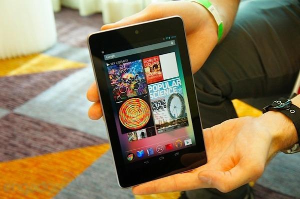 ¿Nexus 7 de 32 GB? Reducen los precios en Inglaterra del Nexus de 16GB