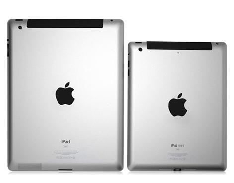 Se filtran los precios del iPad Mini