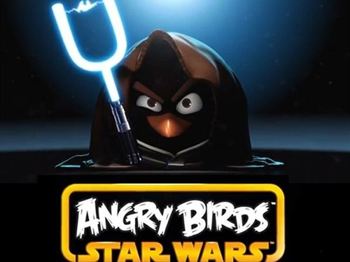 Angry Birds Star Wars ya es oficial