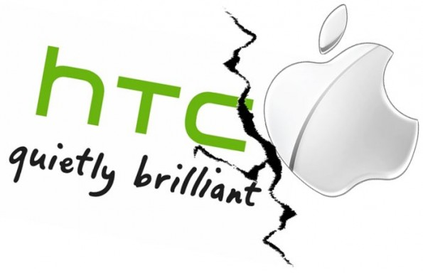 HTC y Apple resuelven la demanda de patente