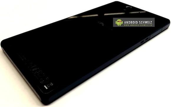 Sony Yuga: El nuevo smartphone de Sony