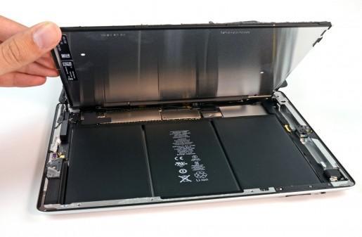 Apple ya no utilizará baterías Samsung