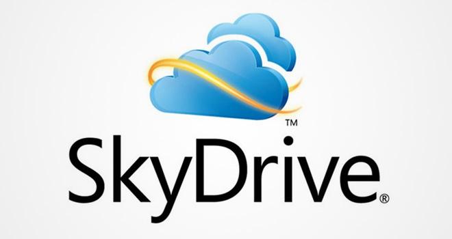 SkyDrive 3 en el aire para el Windows Phone 8