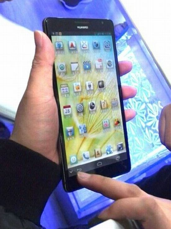 Huawei Ascend Mate, un phablet de 6,1″ pulgadas