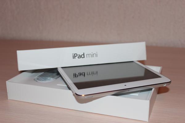 iPad Mini 2 mejorará la resolución de su pantalla