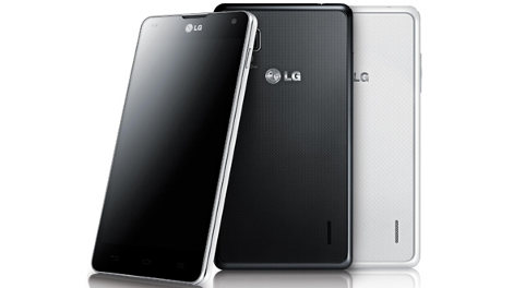 LG Optimus G2: 5,5 pulgadas de pantalla Full HD