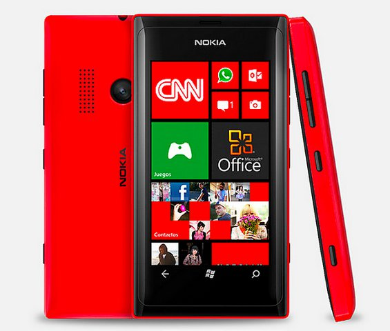 Nokia Lumia 505 ha sido lanzado