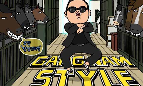 Gangnam Style es el primer vídeo en superar el billón de visitas
