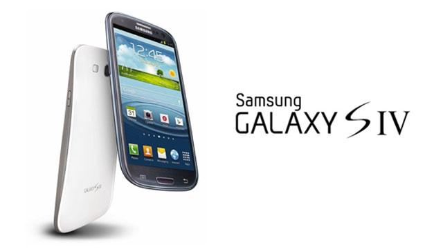 Samsung podría estar lanzando el S4 en el mes de abril.