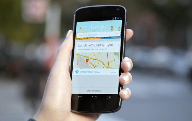 Nexus 4 vuelve a agotarse