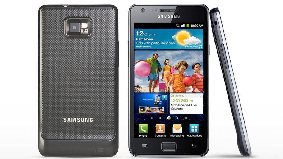 El juez rechaza la petición de prohibir los smartphones Samsung permanentemente