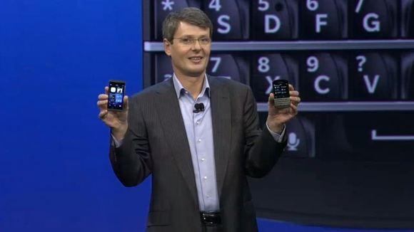 RIM cambia su nombre por BlackBerry