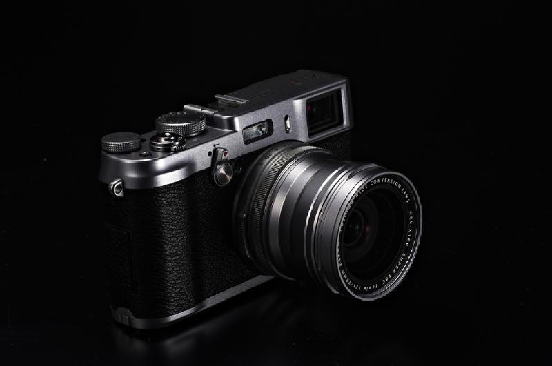Fujifilm lanza X100S y X20 sus nuevas cámaras de gama alta