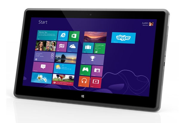 Vizio lanza su primer tablet Windows 8 y con resolución 1080p