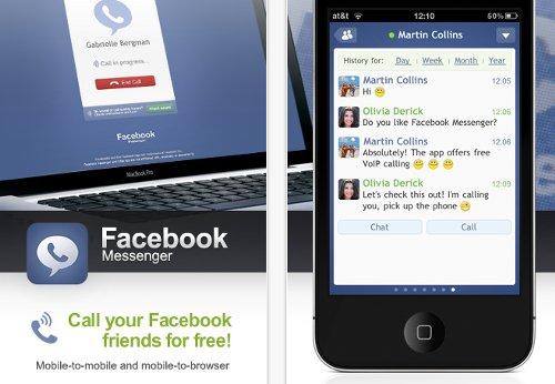 Facebook podría presentar mañana Facebook Messenger para iPad