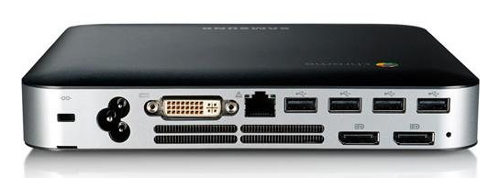 Procesadores Core i5 en la nueva gama de Chromebox