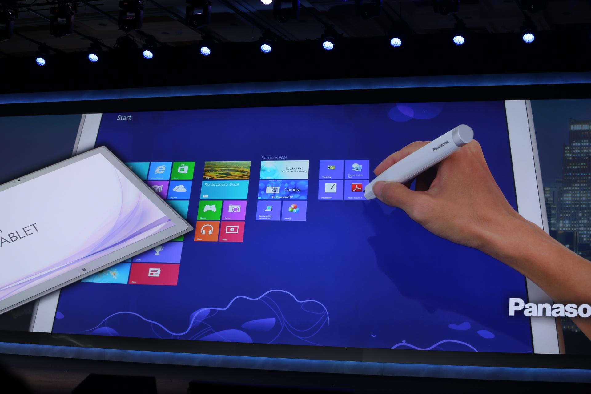 Tabletas con Windows 8 y 4K de resolución