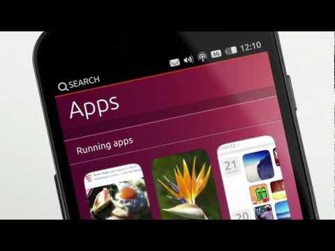 Ubuntu lanza su sistema para smartphones