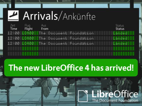 6 razones para utilizar LibreOffice 4.0
