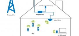 Cómo amplificar la señal móvil